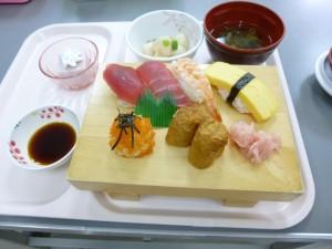 11月にぎり寿司